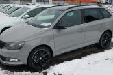 Finition skoda monte carlo