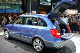 Finition active skoda fabia