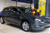 Opel Astra de finition 1.4T Enjoy 2017