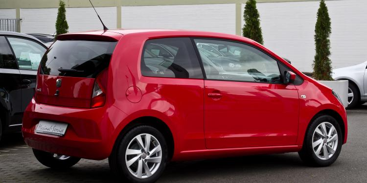 Finition Seat Mii
